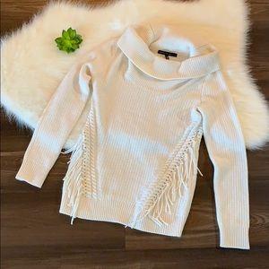 White House Black Market Wool Knit Sweater
